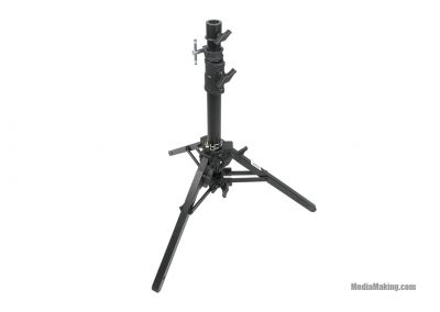 Slider stand with 1 riser and 2 sections