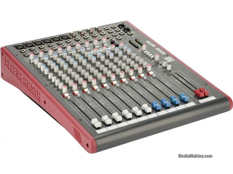 Mixer Allen & Heath ZED-14