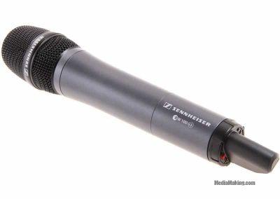 Sennheiser G3 radiomicrofono palmare
