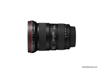 Ottica Canon EF 16-35mm f/2.8L II USM