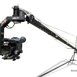 Crane - braccio ABC - 9 m