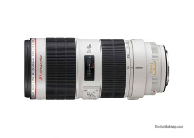 Canon Lens EF 70-200mm f/2.8L IS II USM