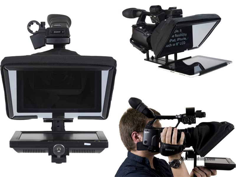 Teleprompter Ultralight 8""