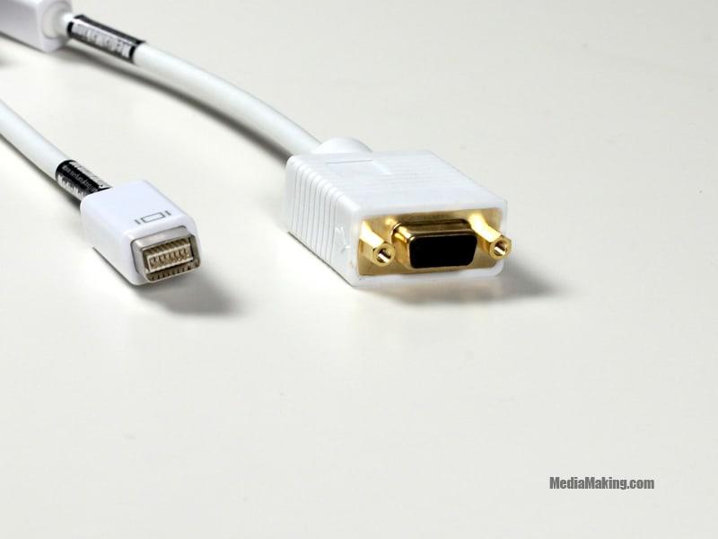 Cable VGA-VGA - Apple