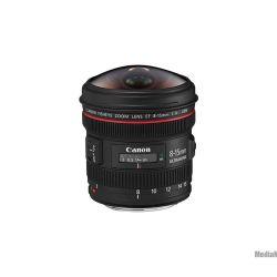 Ottica Canon EF 8-15mm f/4L Fisheye USM
