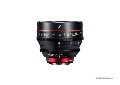 Ottica Canon CN-E24mm T1.5 L F