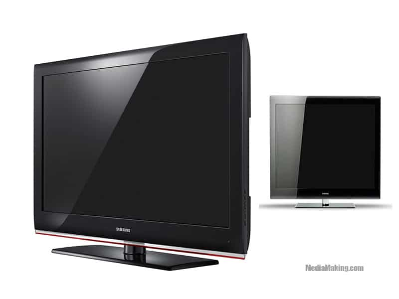 "Monitor 32"" HD"