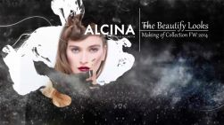Alcina - The Beautify Looks F/W 2014 - Making Of