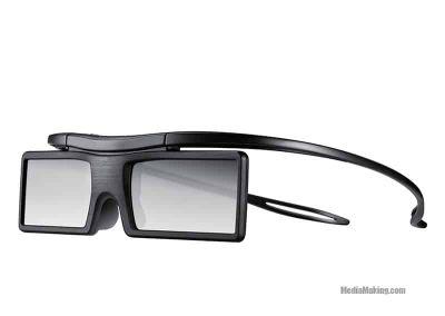 Rechargeable Active 3D Glasses