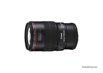 Ottica Canon EF 100 mm f/2.8L Macro IS USM