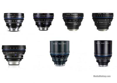 Zeiss CP.2 15-25-35-50-85-100-135mm