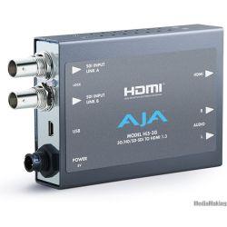 Miniconverter  Aja 3D-SDI A HDMI