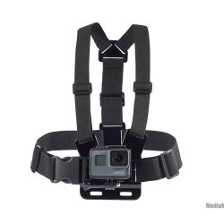 Chest harness for GoPro