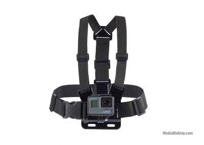 Imbracatura da petto per GoPro
