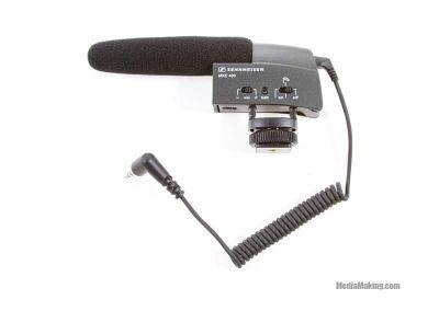 Microfono Sennheiser MKE 400