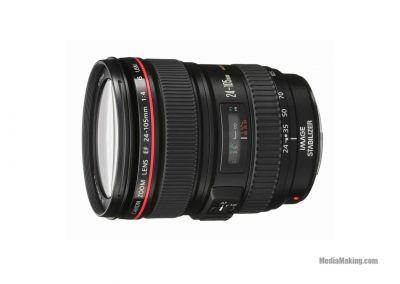 Ottica Canon EF 24-105mm f/4L IS USM