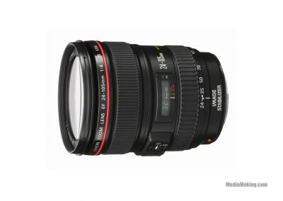 Canon Lens EF 24-105mm f/4L IS USM