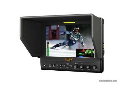 Monitor 7″ field 3G-SDI