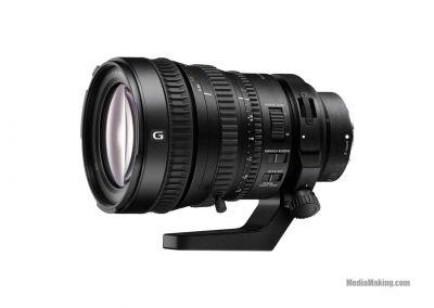 Sony Lens E 28-135mm f/4 G OSS