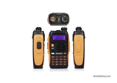 Dual band radio transmitter GT-3TP