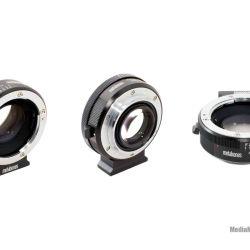 Adapter ring for lenses Metabones Speed Booster EF-E mount