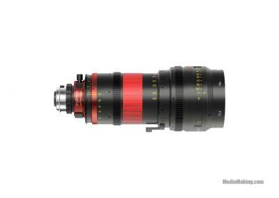 Ottica Angenieux 25-250mm f/3,2 – T3.5