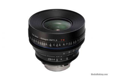 ZEISS CP2 35mm/T 1,5 Super Speed EF/PL/E-mount lens