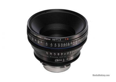 ZEISS CP2 50mm/T 1,5 Super Speed EF/PL/E-mount lens