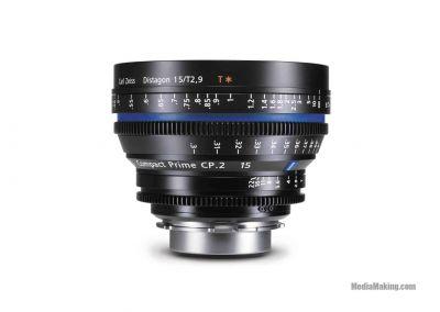 ZEISS CP2 15mm/T 2,9 EF/PL/E-mount lens