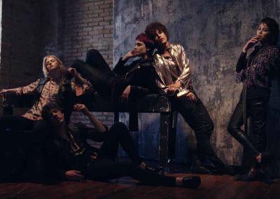 Alcina – 70's tribute – Rock n Roll Circus