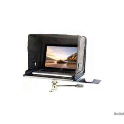 "Supporto con paraluce MediaPro per laptop 17"""