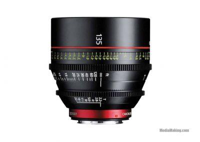 Ottica Canon CN-E135mm T2.2 L F