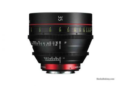 Ottica Canon CN-E35mm T1.5 L F