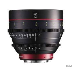 Canon Lens CN-E50mm T1.3 L F