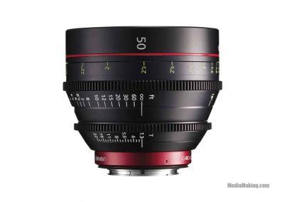 Ottica Canon CN-E50mm T1.3 L F