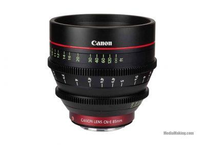 Ottica Canon CN-E85mm T1.3 L F