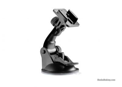 GoPro car suction cup