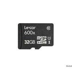 Memory Card Micro SDHC Lexar 32GB 600x