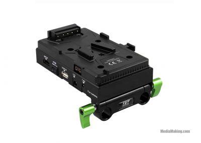 V-Mount voltage converter