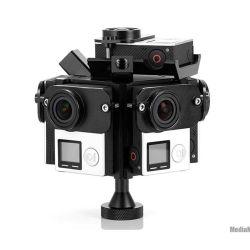 Hero GoPro 360 Spherical