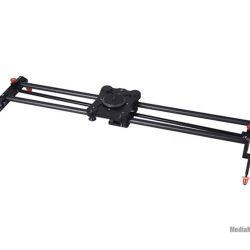 MediaPro Slider in fibra di carbonio 120 cm