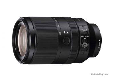 Sony Lens FE 70-300mm F4.5-5.6 G OSS