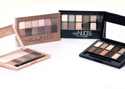 Maybelline – Palette Nudes