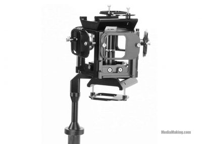 Rig GoPro 360 7 cameras