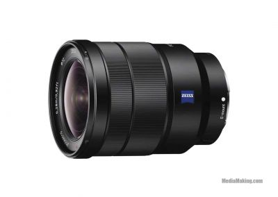 Sony Lens FE 16-35mm F4 ZA OSS