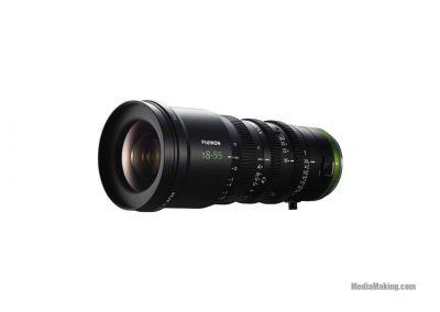 Fujinon Lens MK18-55mm T2.9
