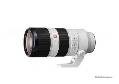 Sony Lens FE 70-200 mm F2,8 GM OSS