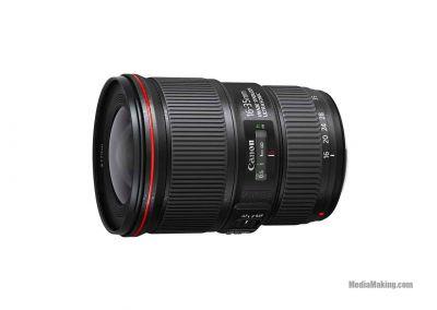 Canon Lens EF 16-35mm f/4L IS USM