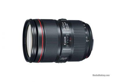 Ottica Canon EF 24-105mm f/4L IS II USM