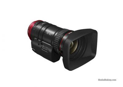 Ottica Canon CN-E18-80mm T4.4 L IS